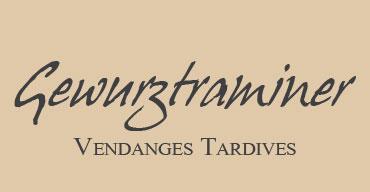 Barthel Gewurztraminer Vendanges Tardives