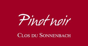 Barthel Pinot Noir Clos du Sonnenbach