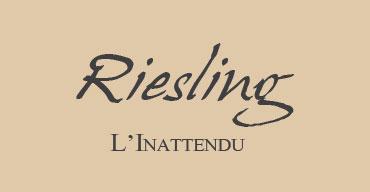 Barthel Riesling L'Inattendu